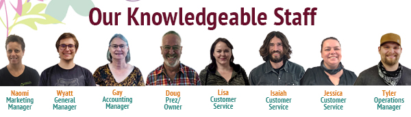 Our Knowledgable Staff